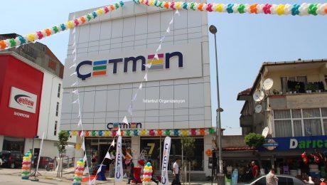 Çetmen Mobilya Açılış Organizasyonu Kocaeli Darıca İstanbul Organizasyon