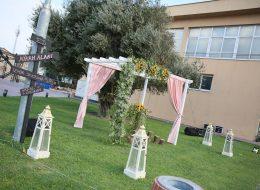Nikah Masası Çiçek Süsleme Hizmeti İstanbul Organizasyon