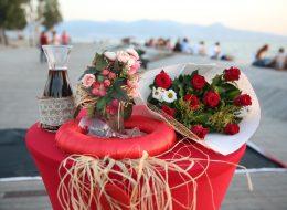 Masa Süsleme ve Romantik Evlilik Teklifi Organizasyonu Bursa
