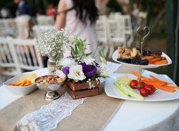 Düğün Organizasyonu Catering Hizmeti Kokteyl İkramları Servisi İstanbul Organizasyon