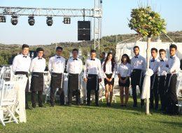Düğün Organizasyonu Servis Elemanı ve Garson Temini İstanbul Organizasyon