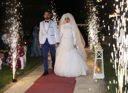 Düğün Organizasyonu Yer Volkanı Temini İstanbul Organizasyon