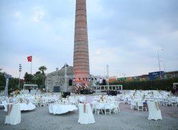 Düğün Organizasyonu Masa Sandalye Temini İstanbul Organizasyon