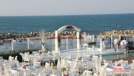Kır Düğün Organizasyonu Masa Süsleme Konsepti İstanbul Organizasyon