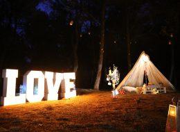 Evlenme Teklifi Organizasyonu Süslemeleri İstanbul