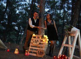 Sürpriz Evlilik Teklifi Organizasyonu İstanbul