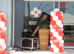 Gazlı Konfeti Makinesi Kiralama Açılış Organizasyonu Fethiye