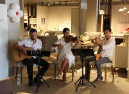 Trio Müzik Grubu Kiralama Fethiye