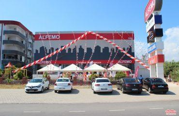 Finike Alfemo Mağazası Açılış Organizasyonu İstanbul Organizasyon