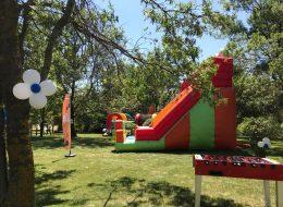 Şişme Çocuk Oyun Parkuru Kiralama Gölcük