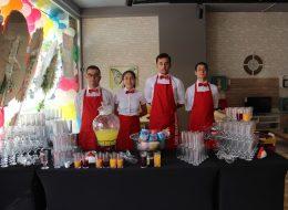Fuar Destek Hizmetleri Catering Ekipmanları Kiralama İstanbul Organizasyon
