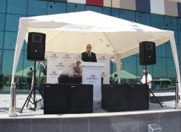 Fuar Destek Hizmetleri Sunucu Mc Show Temini İstanbul Organizasyon
