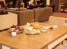 Mobilya Fuarı Fuar Destek Hizmetleri Coffee Break İkramları Servisi İstanbul Organizasyon