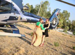 Palyaço Kiralama ve Helikopterde Evlilik Teklifi Organizasyonu