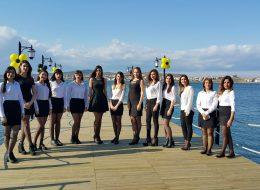 Host ve Hostes Temini Papatya Balon Süsleme Servisi İstanbul Organizasyon