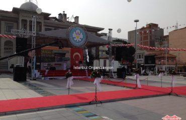 Profesyonel Işık, Ses ve Sahne Sistemleri Kiralama İstanbul Organizasyon