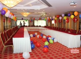 Swiss Otel Doğum Günü Etkinliği İstanbul Organizasyon