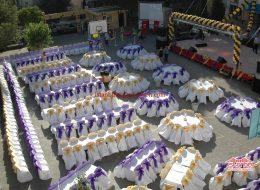 İstanbul Masa ve Sandalye Kiralama Hizmeti İstanbul Organizasyon