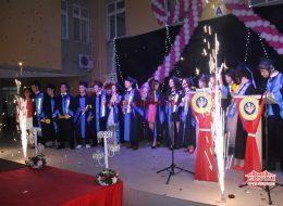 Yer Volkanları Gösterisi Mezuniyet Organizasyonu İstanbul Organizasyon