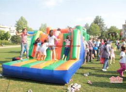 Çocuk Şişme Oyun Parkuru Kiralama İstanbul Organizasyon