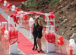 Yürüyüş Yolu Süsleme İstanbul Organizasyon