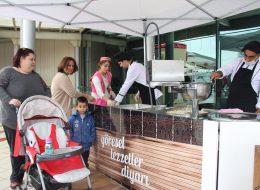 İzmir Lokma İkramı Standı İstanbul Organizasyon