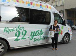 Mağaza Yıl Dönümü Organizasyonu İstanbul