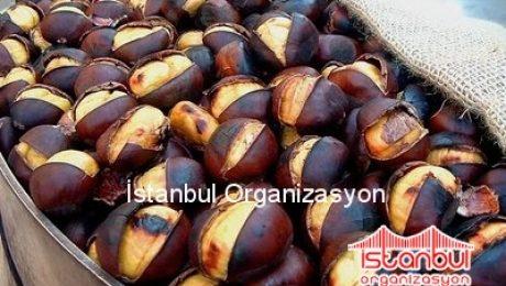 Kestane Standı Kiralama ve Kestaneci Hizmeti İstanbul Organizasyon