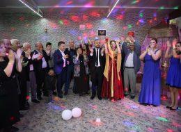 Işık Sistemi Kiralama ve Balon Süsleme İstanbul Kına Organizasyonu