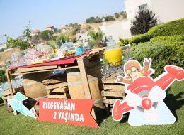 İstanbul Doğum Günü Organizasyonu Sweet Table Süsleme İstanbul Organizasyon