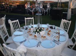 Düğün Organizasyonu Masa ve Sandalye Kiralama İstanbul Organizasyon