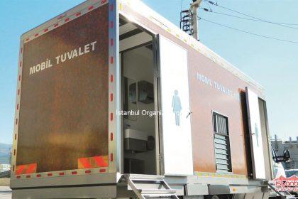 İstanbul Mobil Tuvalet Kiralama İstanbul Organizasyon