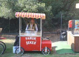 Piknik Organizasyonu Pamuk Şekerci Kiralama İstanbul Organizasyon