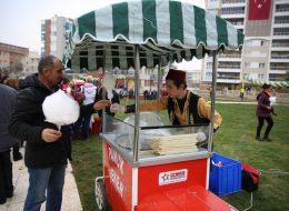 Festival ve Şenlik Organizasyonu Pamuk Şekerci Hizmeti İstanbul Organizasyon