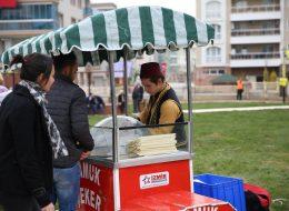 Nostaljik Satıcılar Servisi Pamuk Şekerci Kiralama İstanbul Organizasyon