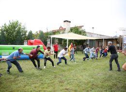 Halat Çekme Yarışmasında Rekabet Dolu Anlar İstanbul Piknik Organizasyonu