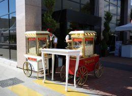 Patlamış Mısır Arabası Kiralama İstanbul Piknik Organizasyonu