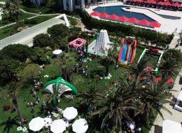 Şirket Piknik Organizasyonu Şişme Oyuncak Kiralama ve Drone Fotoğraf Çekimi İstanbul