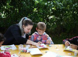 Kum Boyama Piknik Organizasyonu Çocuk Etkinlikleri İstanbul