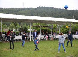 Voleybol ve Piknik Yarışmaları İstanbul