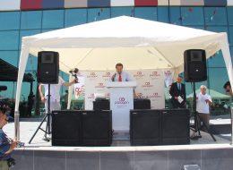 Açılış Organizasyonu Profesyonel Ses Sahne ve Işık Sistemi Kiralama İstanbul Organizasyon