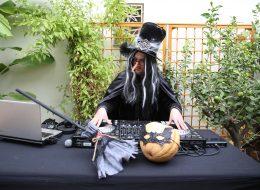 Happy Halloween Temalı Doğum Günü Organizasyonu Profesyonel Ses Sistemi Temini İstanbul Organizasyon