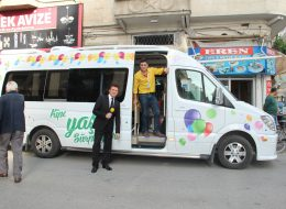 Reklam Arabası Hizmeti Sunucu Temini İstanbul Organizasyon