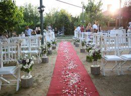 Düğün Organizasyonu Sandalye Temini ve Sandalye Süsleme İstanbul Organizasyon