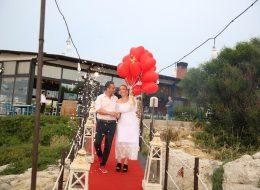 Yer Volkanları Gösterisiyle Yürüyüş Yolundan Geçilen Anlar İstanbul Evlilik Teklifi Organizasyonu