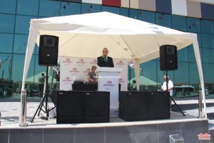 Ses Sistemi Kiralama İstanbul Organizasyon