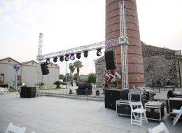 Profesyonel Ses Sahne ve Işık Sistemi Kiralama İstanbul Organizasyon