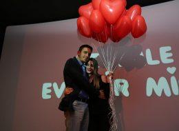 İstanbul Uçan Balonlarla Sinemada Evlilik Teklifi Organizasyonu