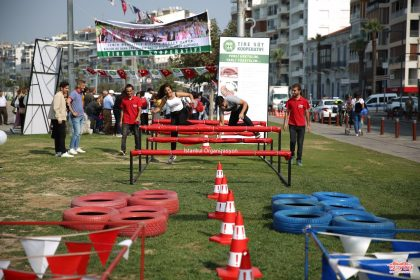 Survivor Parkuru Kiralama İstanbul