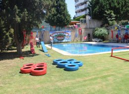 Temalı Doğum Günü Organizasyonu Survivor Oyun Parkuru Kiralama İstanbul